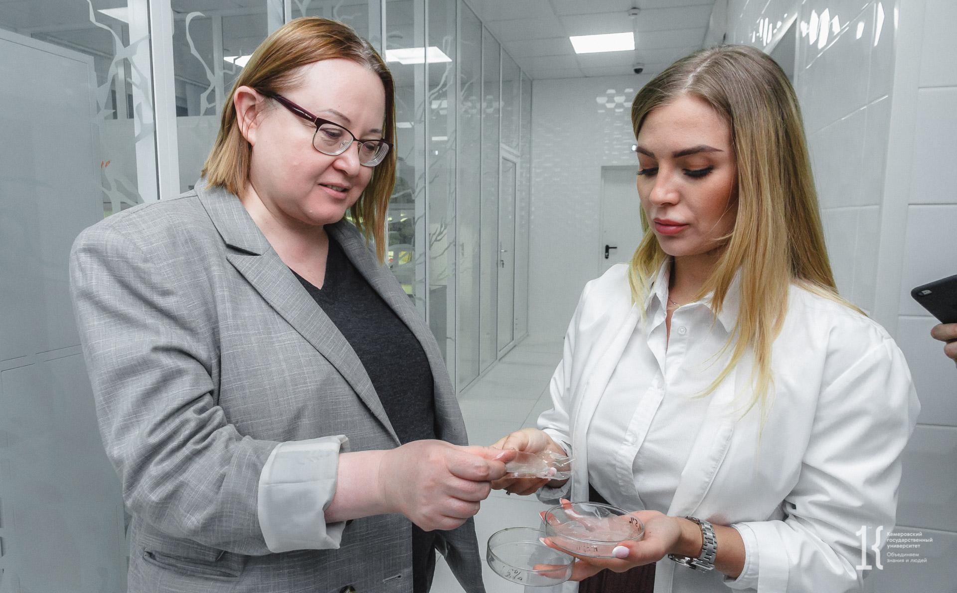 Научный сотрудник лаборатории биотестирования природных нутрицевтиков КемГУ – в числе обладателей Стипендии президента РФ